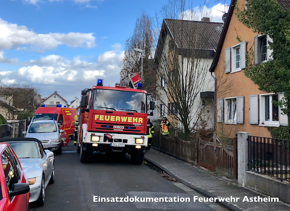 06/2019 Wohnungsbrand