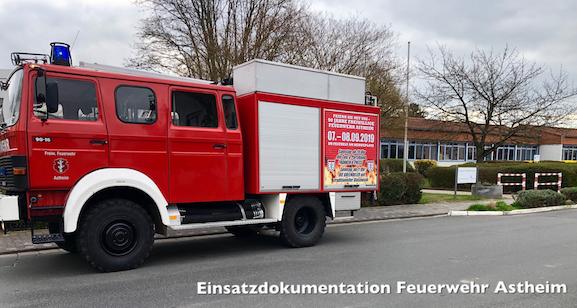 07/2019 Fehlalarm Grundschule Astheim